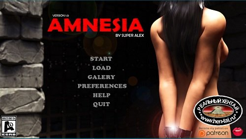 Amnesia [v.0.5а] [2020/PC/ENG/RUS] Uncen