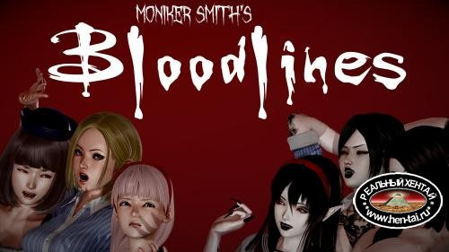 Moniker Smith's Bloodlines [ v.0.012 ] (2020/PC/ENG)
