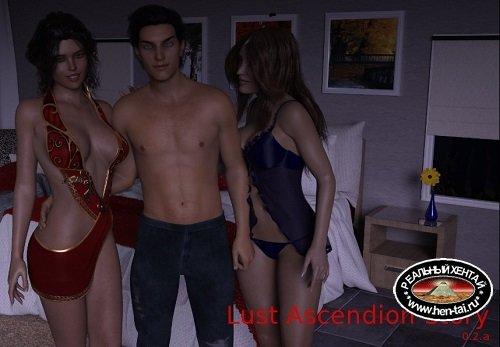 Lust Ascension Story [v.0.2a]  [2020/PC/ENG] Uncen