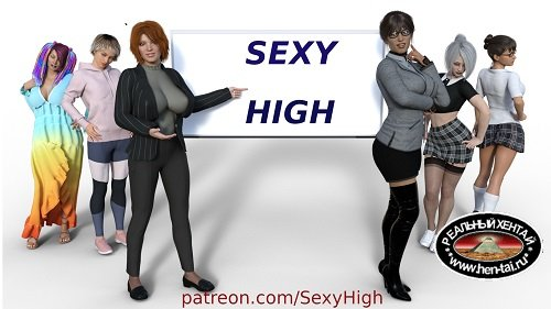 Sexy High [v.0.3] [2020/PC/ENG/RUS] Uncen