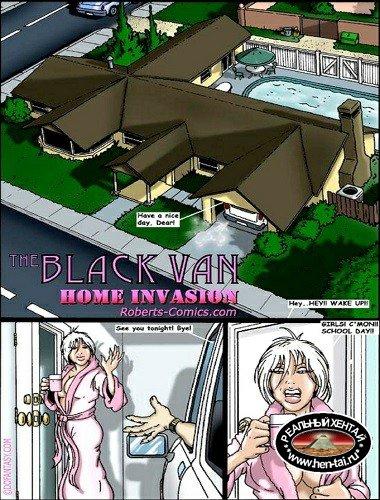 Black Van 4 - Home Invasion