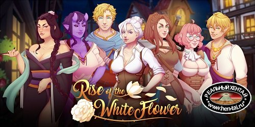 Rise of the White Flower [Ch. 2 | v.0.2.2] [2020/PC/ENG] Uncen