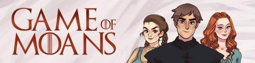 Game of Moans: Whispers From The Wall  [ v.0.2.6 ] (2019/PC/ENG)
