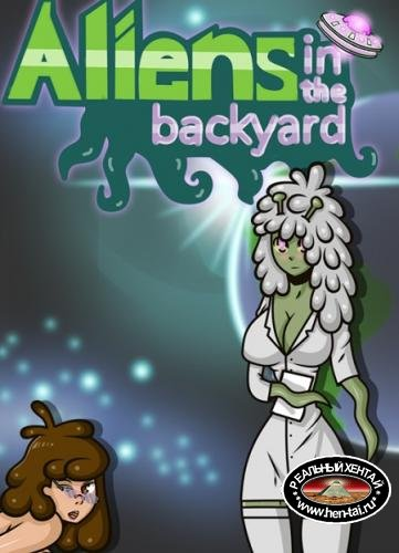 Aliens in the Backyard  [ v.Part 7 ] (2020/PC/RUS/ENG)