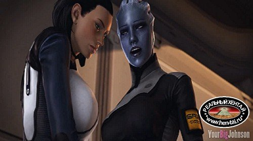 Liara & Dr. Eva Core