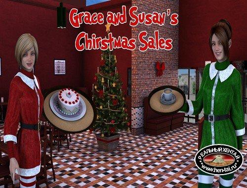 Grace and Susan Christmas Sale [Ver. Final] (2020/PC/ENG)