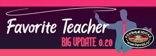 Favorite Teacher  [ v.0.38 ] (2020/PC/ENG)