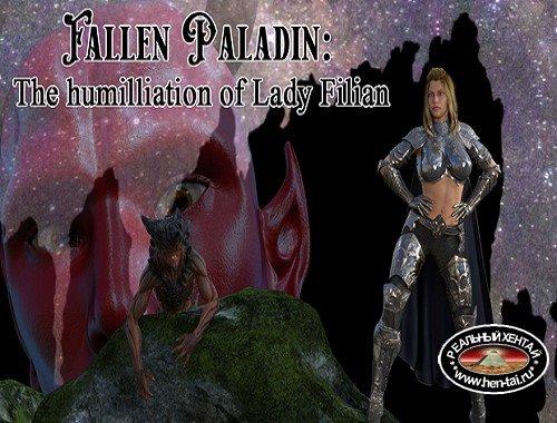 Fallen Paladin [Ver.0.94] (2020/PC/ENG)