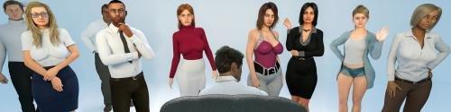 Secret Boss: New Neighbours  [ v.0.1.5 ] (2020/PC/ENG)