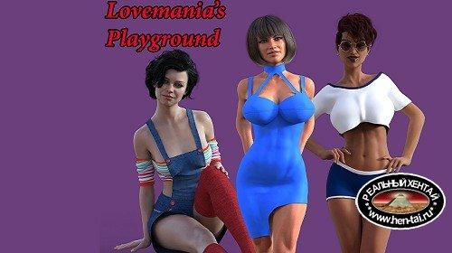 Lovemania's Playground [Ver.0.01] (2020/PC/ENG)