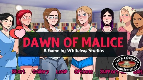 Dawn of Malice [v0.03] [2020/PC/ENG] Uncen