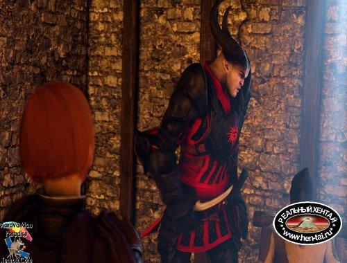 Honeydrop Interrogation Milly Stern as Leliana