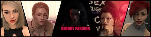 Bloody Passion [v.0.3a]  [2020/PC/RUS/ENG] Uncen