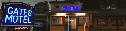 Gates Motel  [ v.0.55  ] (2020/PC/RUS/ENG)