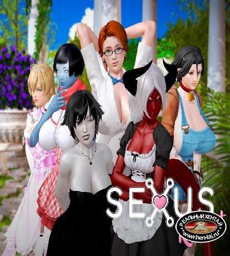 Sexus Resort  [ v.0.3.3 ] (2020/PC/ENG)