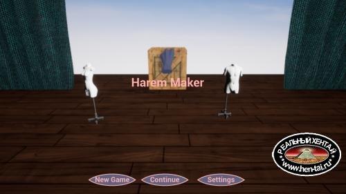 Harem Maker  [ v.0.02  ] (2020/PC/ENG)