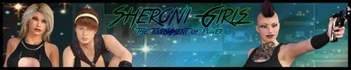 Sheroni Girls - The tournament of Power [  v.0.3 ] (2020/PC/ENG)