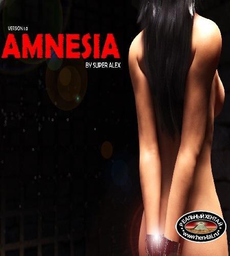 Amnesia [  v.0.2b ] (2020/PC/RUS)