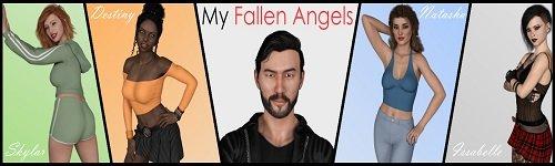My Fallen Angels [Ver.0.1.1] (2020/PC/ENG)