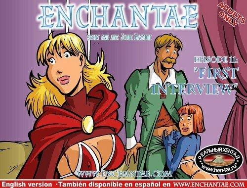 Enchantae Vol. 1 P 11-35