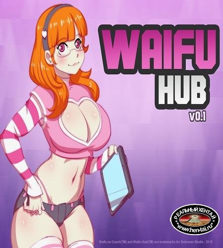 Waifuhub [  v.Season 1-3 ] (2020/PC/ENG)