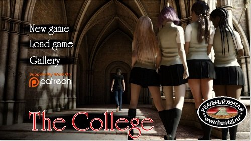 The College [v.0.16] [2020/PC/ENG] Uncen