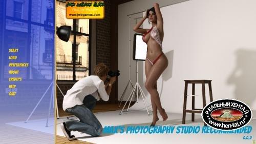Maxs Photography Studio [  v.0.0.2 Alpha ] (2020/PC/ENG)