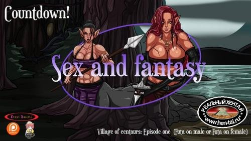 Sex and fantasy - Village of centaurs [  v.Ep. 4 ] (2020/PC/ENG)