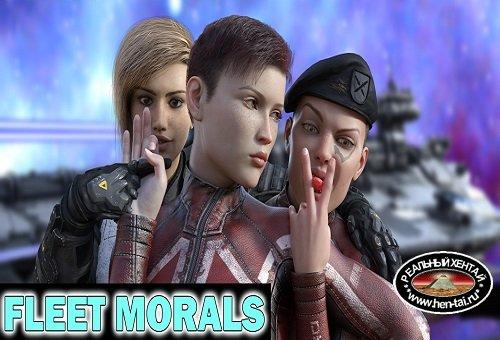 Fleet Morals [Ver.0.1] (2020/PC/ENG)