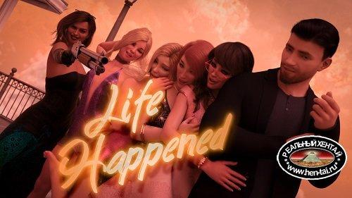 Life Happened [v.0.2.2] [2020/PC/ENG/RUS] Uncen