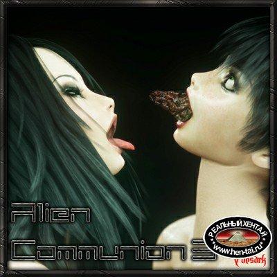 Alien Communion 3