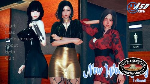 New World Honey [  v.1.0.2ASD ] (2020/PC/ENG)