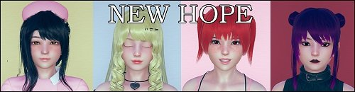 New Hope [v0.2]  [2019/PC/RUS/ENG] Uncen