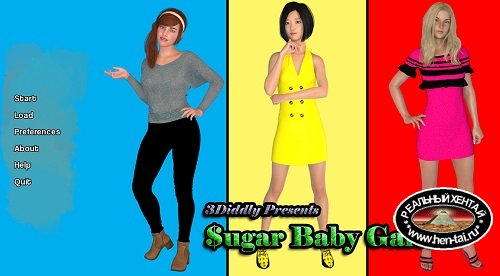 Sugar Baby Galore [v0.6b] [2020/PC/ENG] Uncen