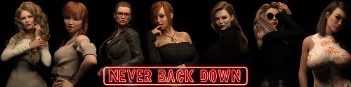 Never Back Down [  v.0.3 ] (2020/PC/ENG)
