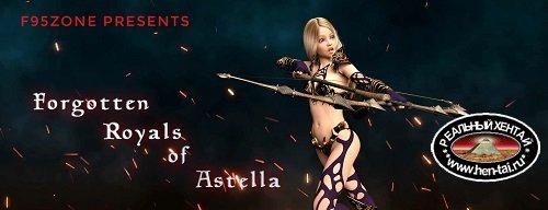 Forgotten Royals of Astella [v.0.2] [2020/PC/ENG] Uncen