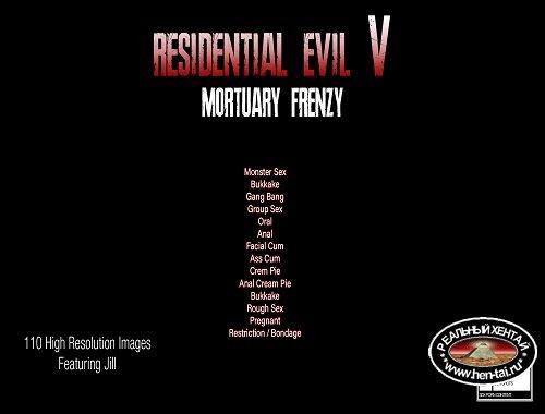 Residential Evil XXX 5