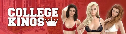 College Kings [v.0.7] [2020/PC/RUS/ENG] Uncen