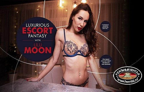 Luxurious Escort Fantasy with Lilu Moon [Ver. HD 1080p] (2020/PC/ENG)