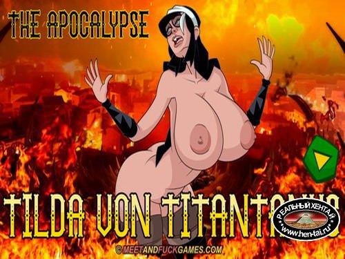 Tilda von Titantanks The Apocalypse (meet and fuck)