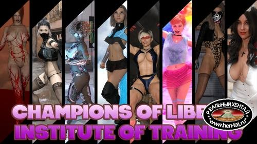 Champions of Liberty Institute of Training [  v.0.35 ] (2020/PC/ENG)