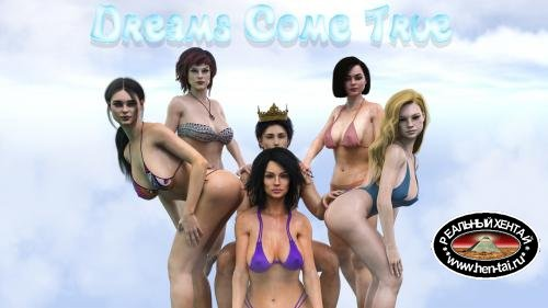 Dreams Come True [  v.0.2.0 ] (2020/PC/ENG)