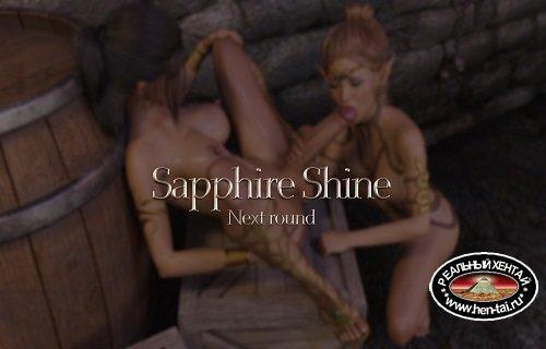 Sapphire Shine - Next round