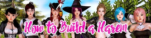 How To Build A Harem [v.0.1.3] [2020/PC/RUS/ENG] Uncen
