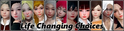 Life Changing Choices [Ep. 4 Part 1] [2020/PC/RUS/ENG] Uncen
