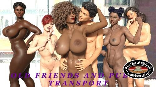 Old Friends and Public Transport  [  v.0.000575 ] (2020/PC/ENG)
