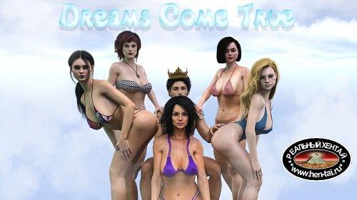 Dreams Come True [v0.2.1] [2020/PC/RUS/ENG] Uncen