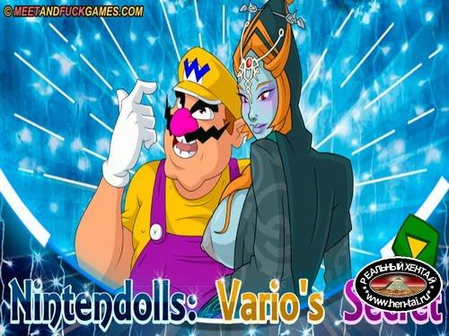 Nintendolls: Vario's Secret (meet and fuck)