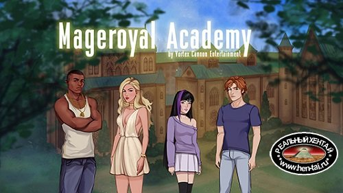 Mageroyal Academy [v0.05] [2021/PC/RUS/ENG] Uncen