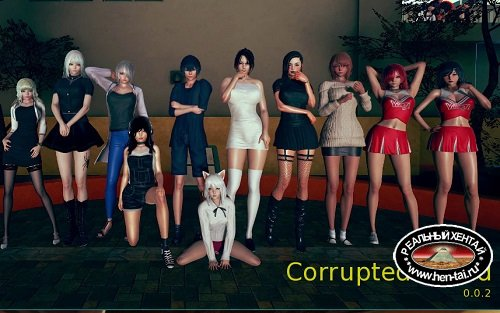 Corrupted World [v.0.0.3] [2021/PC/RUS/ENG] Uncen